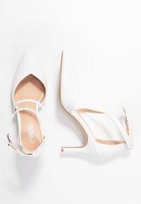 Wallis - CINDERS - Classic heels - white - 3