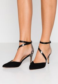 Wallis - CINDERS - Classic heels - black - 0