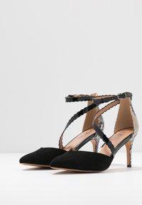 Wallis - CINDERS - Classic heels - black - 4
