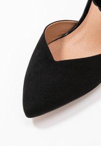 Wallis - CINDERS - Classic heels - black - 2