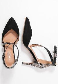 Wallis - CINDERS - Classic heels - black - 3