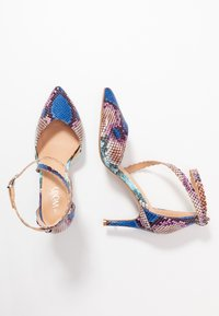 Wallis - CINDERS - Tacones - multi coloured - 3