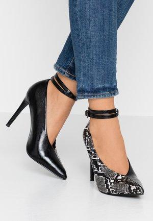 POPPY - High heels - black