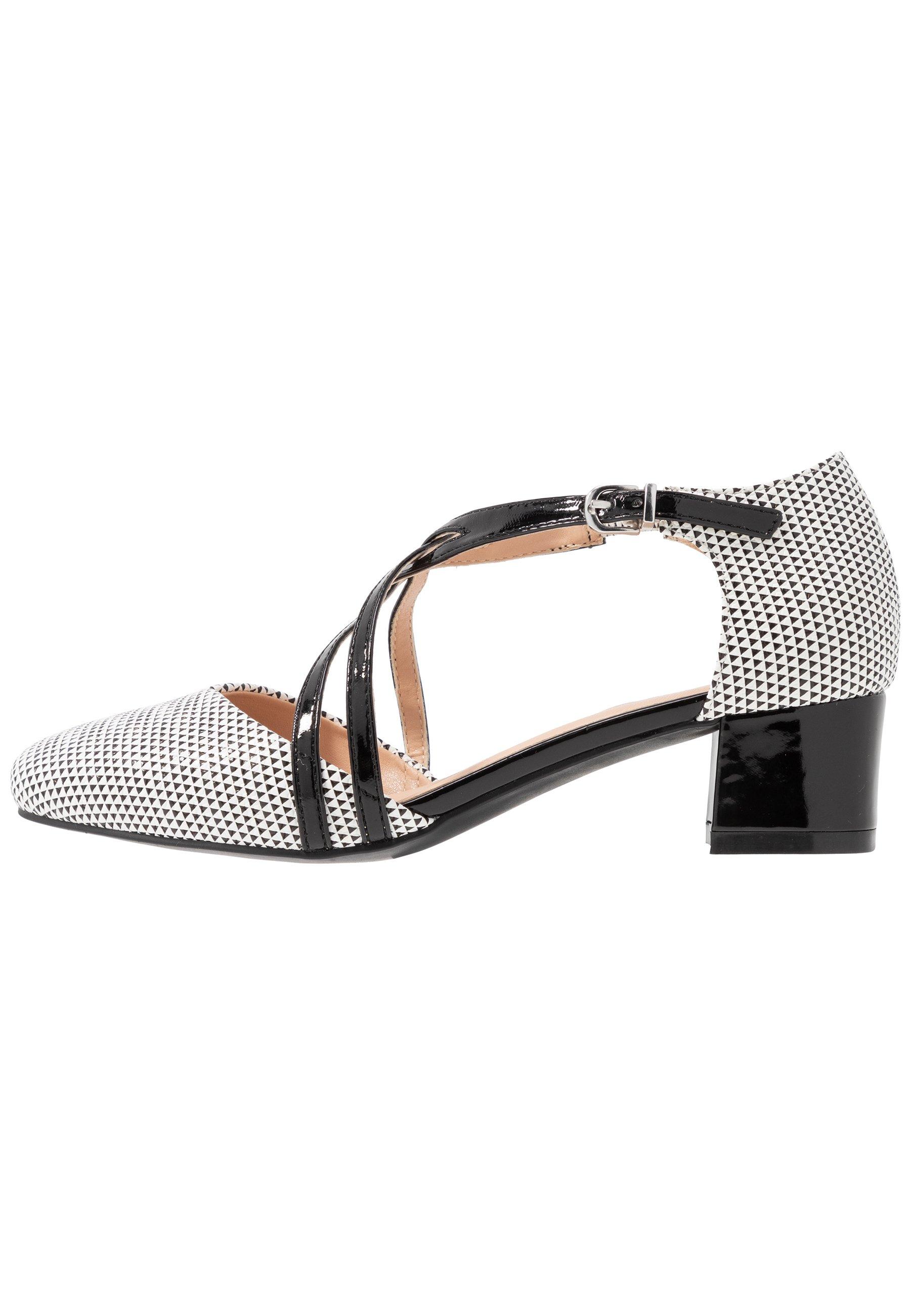 Wallis Corey - Classic Heels Black/white