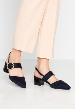 CATHERINE - Klassiske pumps - navy