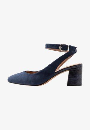 Classic heels - navy