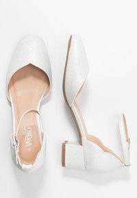 Wallis - BECCA - Klassieke pumps - white - 3