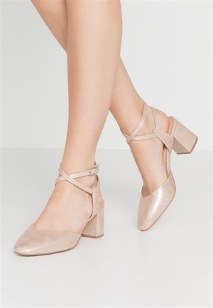 CHARITY - Klassiske pumps - pink