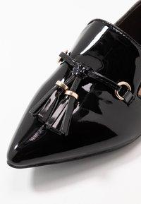 Wallis - BETHANY - Mocassins - black - 2