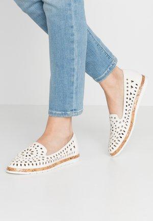 BELLA - Slippers - white