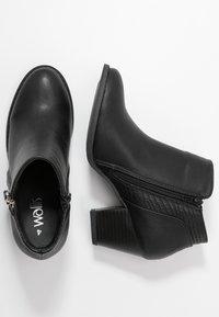 Wallis - ACAPELLA - Boots à talons - black - 3