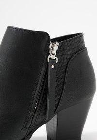 Wallis - ACAPELLA - Boots à talons - black - 2