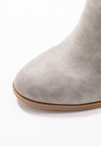 Wallis - ALUNA - Boots à talons - grey - 2