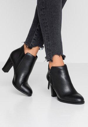 ALUNA - Ankle Boot - black