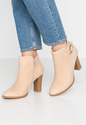 ALICANTE - Ankle Boot - beige