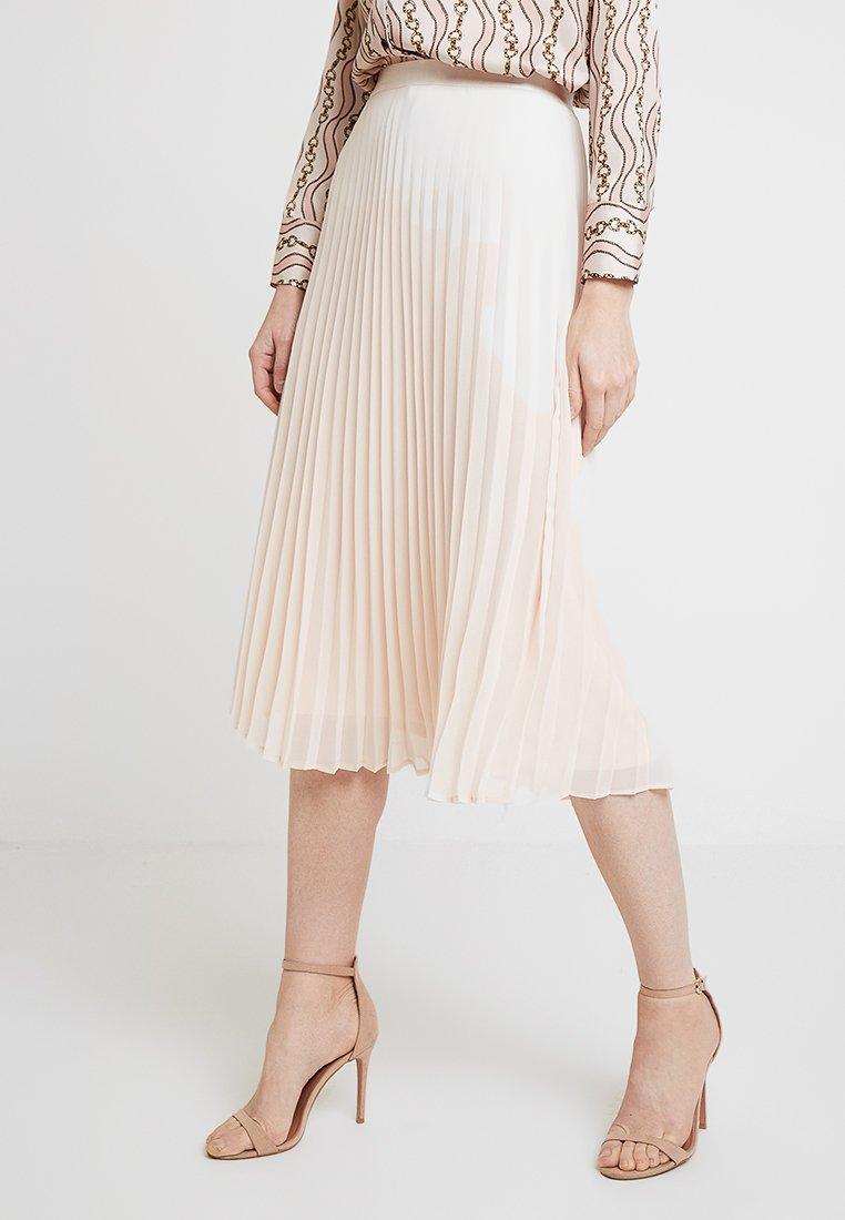 Wallis - PLEAT SKIRTS - Pliceret nederdel /Nederdele med folder - blush