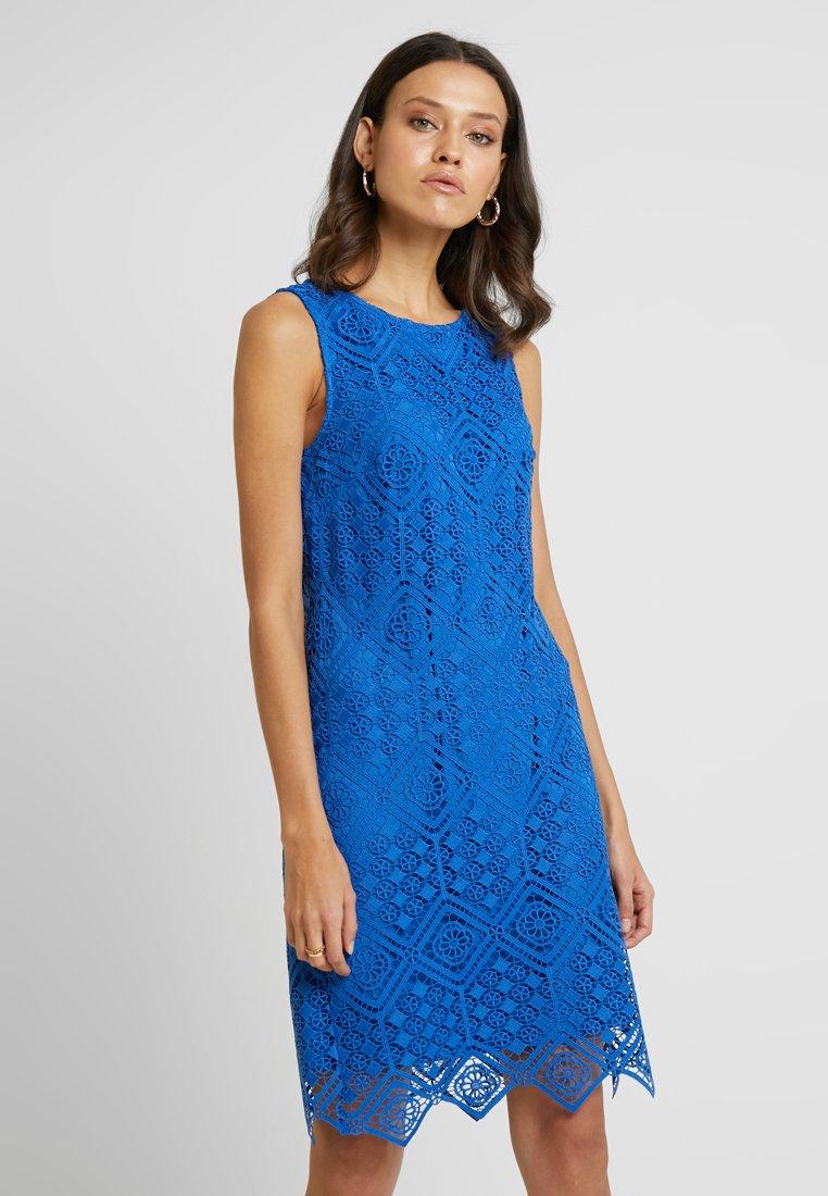 Wallis - GEO SHIFT - Vestido de cóctel - blue