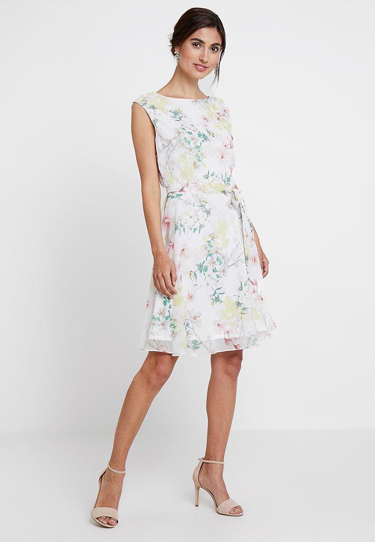 Wallis - PRETTY MAGNOLIA DRESS - Vestido informal - ivory