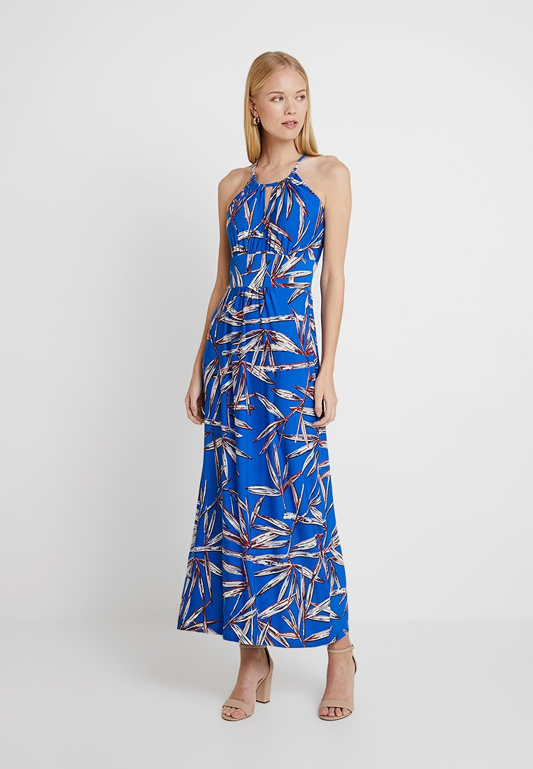 Wallis - BAMBOO DRESS - Vestido largo - blue