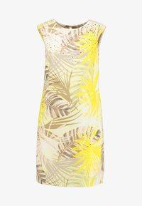Wallis - Korte jurk - lemon - 5