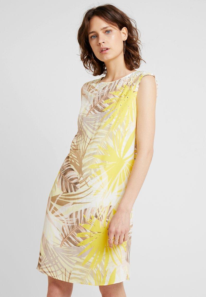 Wallis - Korte jurk - lemon