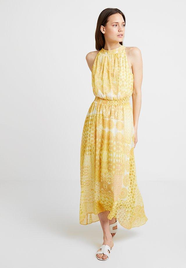Maxikleid - yellow