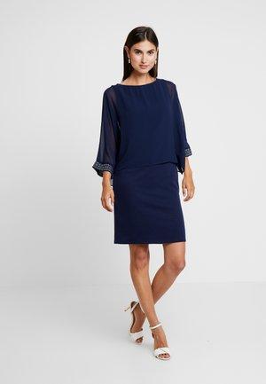 Korte jurk - ink