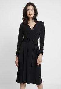 Wallis - Day dress - black - 0