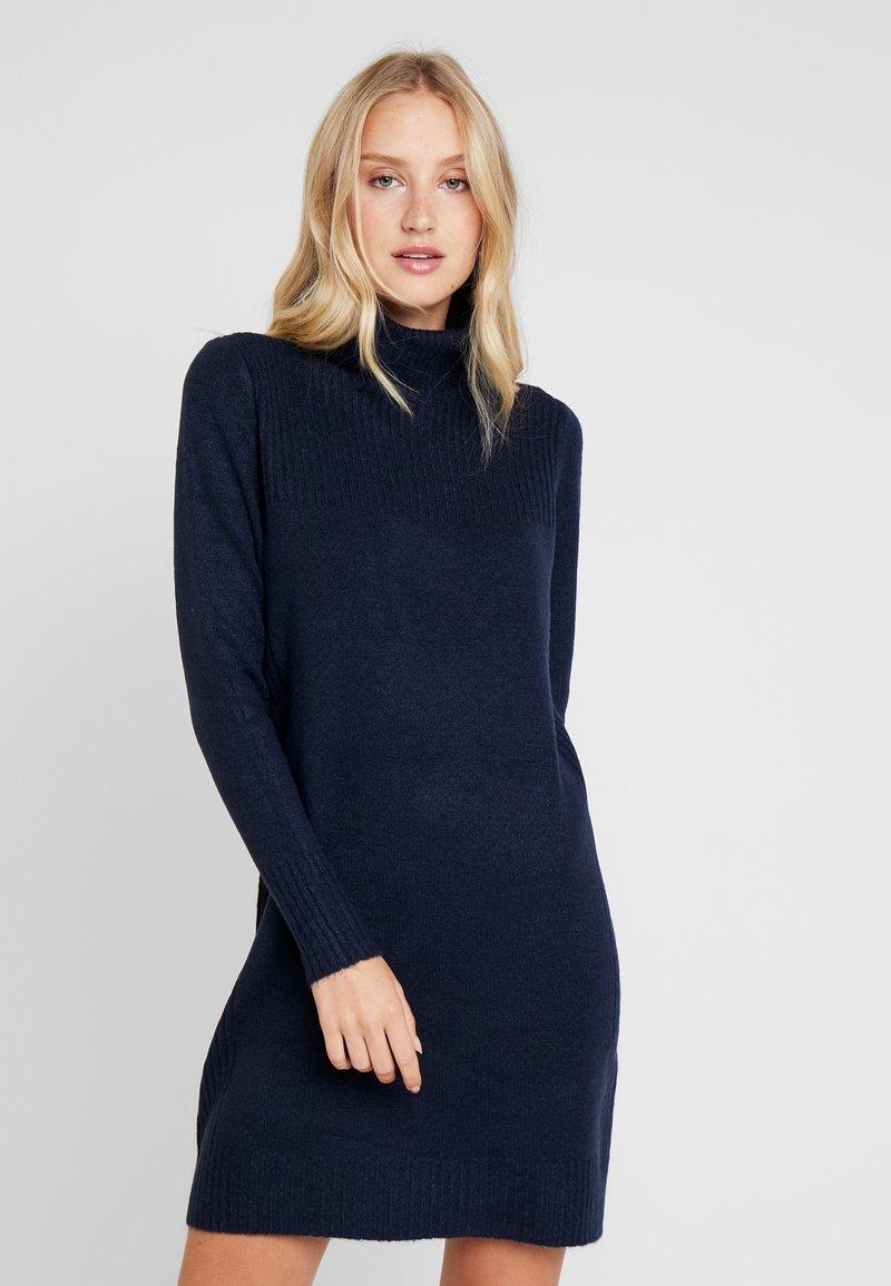Wallis - COMPACT DRESS - Jumper dress - ink