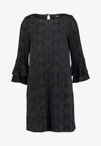 Wallis - Robe d'été - black - 4