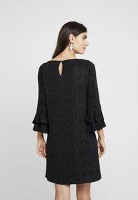 Wallis - Robe d'été - black - 3