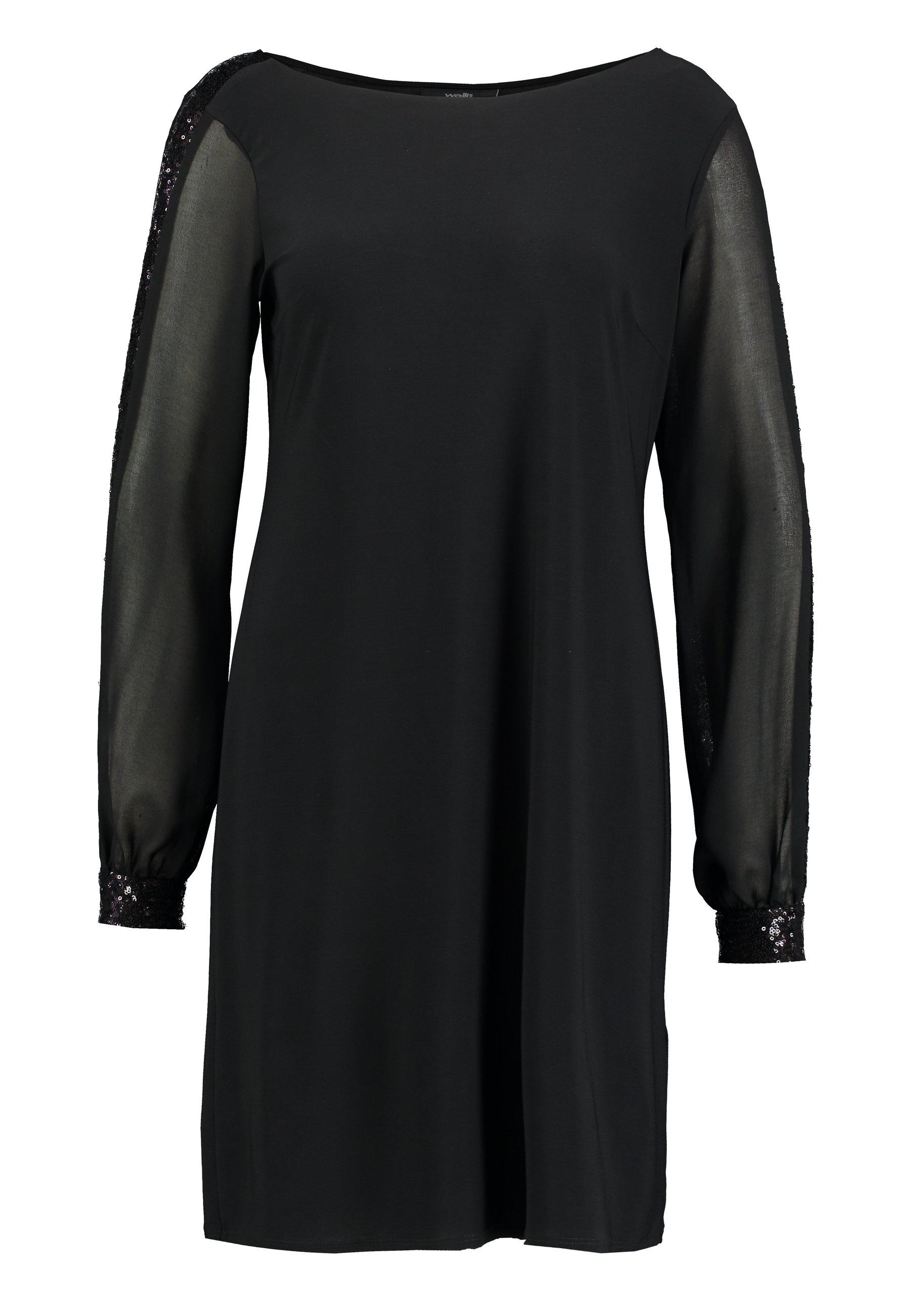 Wallis Robe D'été - Black