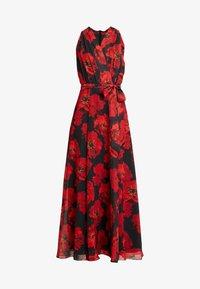 Wallis - ROSE DRESS - Maxi dress - black - 4