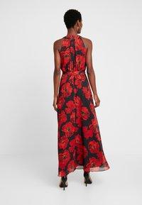 Wallis - ROSE DRESS - Maxi dress - black - 2
