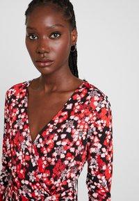 Wallis - Day dress - red - 4