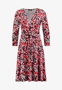 Wallis - Day dress - red - 5