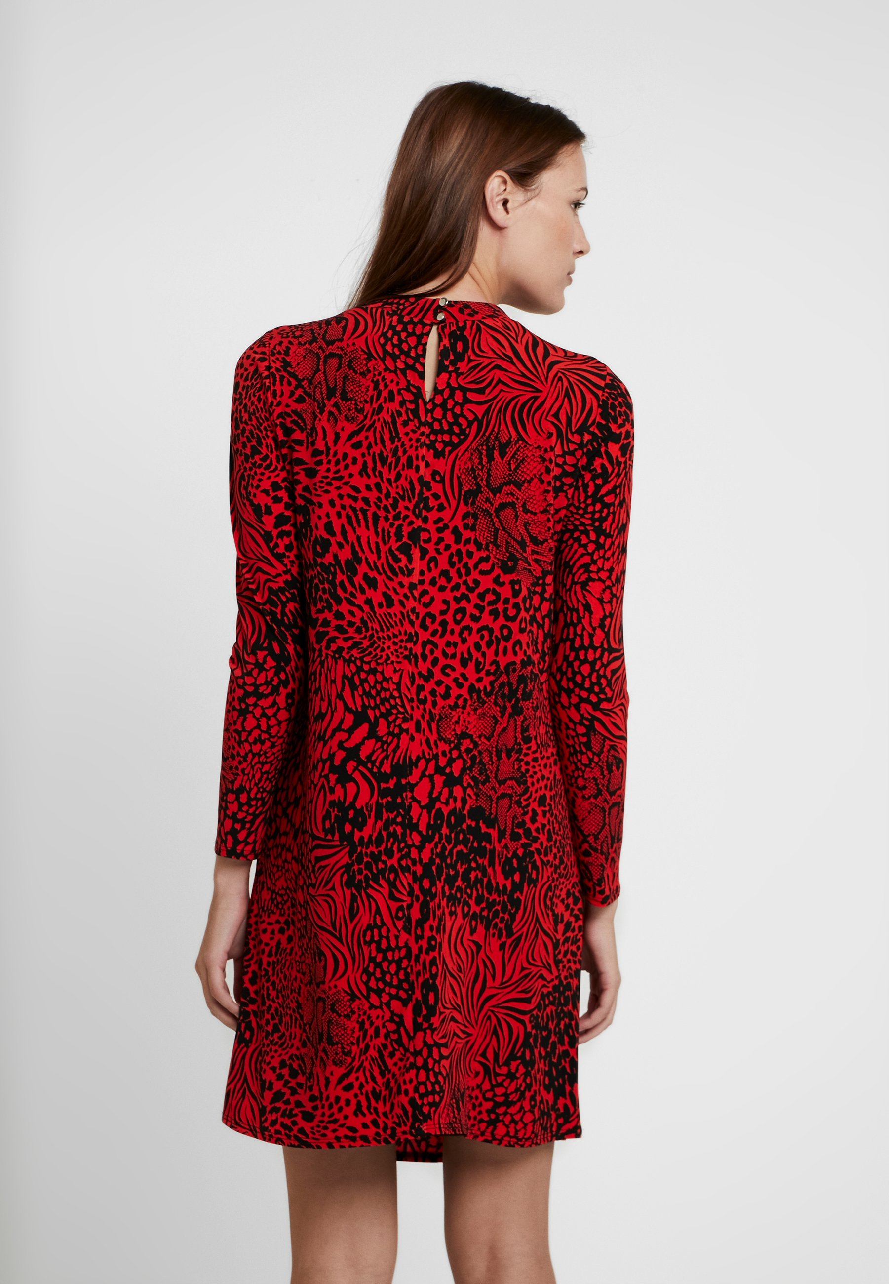 Wallis Sukienka letnia - red