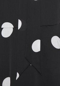 Wallis - SPOT MIDI - Vestido informal - black - 2