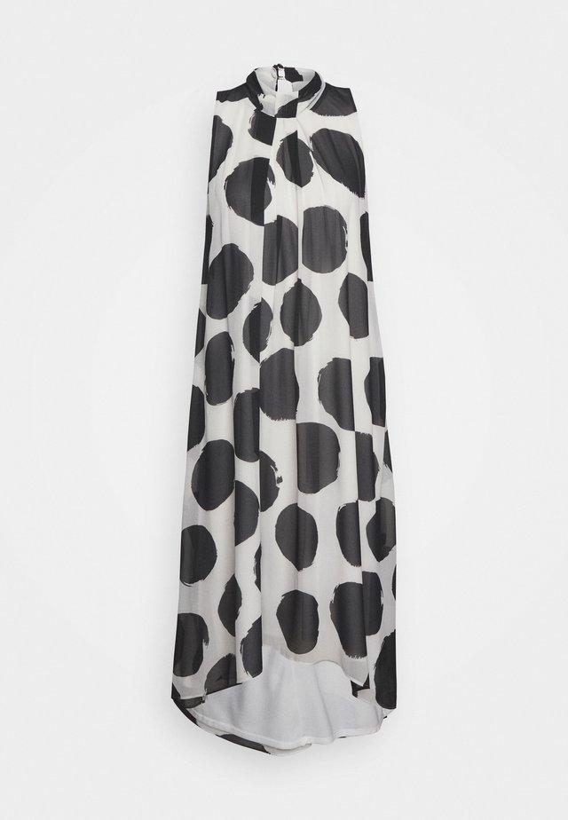 ABSTRACT SPOT DRESS - Korte jurk - mono