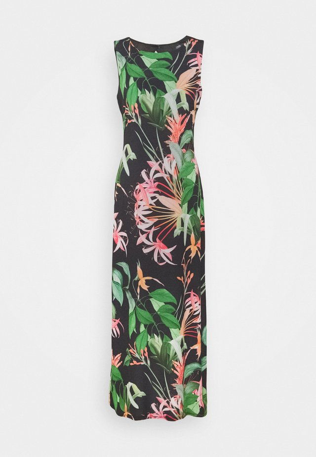 TROPICAL PRINT MAXI - Maxi-jurk - multi