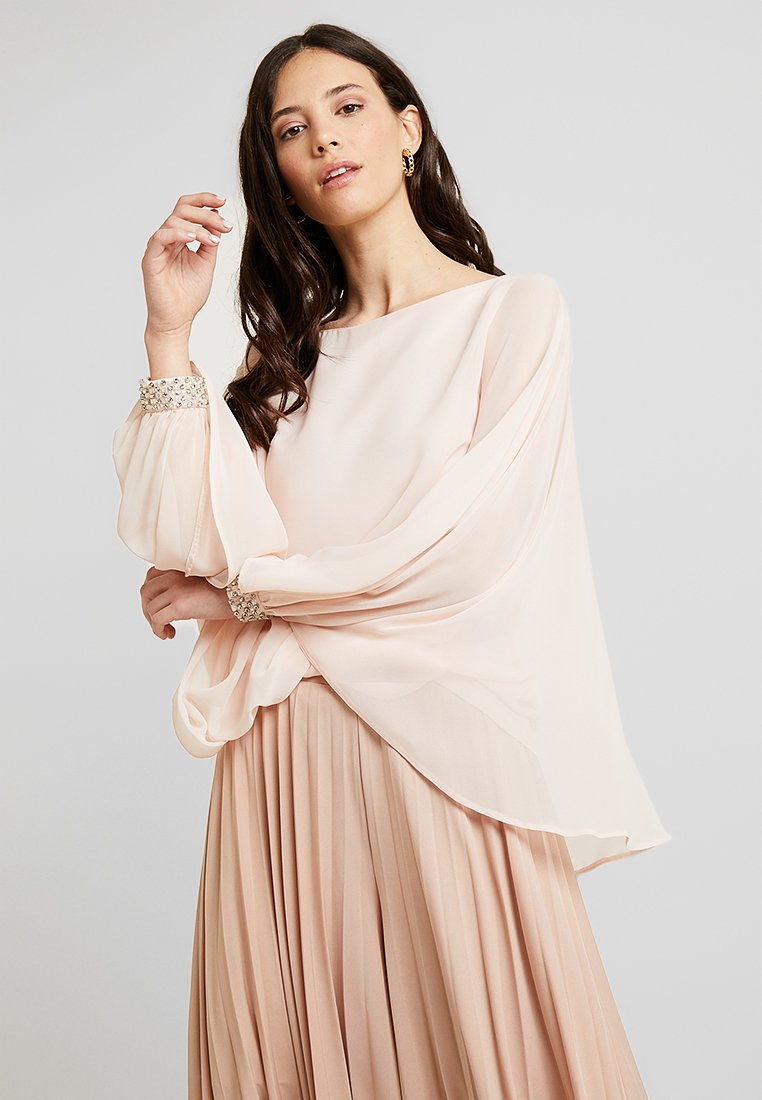 Wallis - CUFF SLEEVE - Blouse - blush
