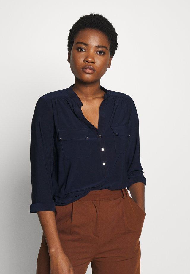 ITY - Langærmede T-shirts - navy blue