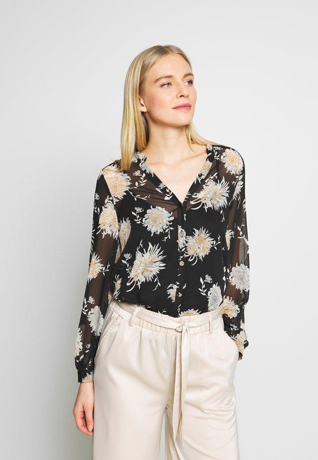 ORIENTAL - Camisa - black