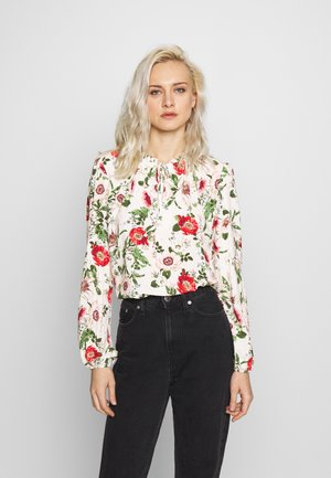 POPPY - Blouse - ivory