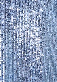 Wallis - SEQUIN TEE - Blouse - blue - 2