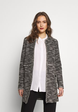 LONGLINE SALT AND PEPPER - Blazer - mono