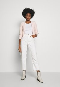Wallis - CROP BOLERO - Blazer - blush - 1