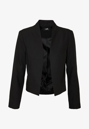 CROP BOLERO - Blazere - black