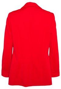 Wallis - PONTE JACKET - Short coat - red - 1