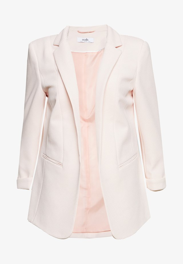 PONTE JACKET - Blazer - blush